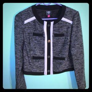 Vince Camuto Designer Blazer Jacket Size 6 EUC